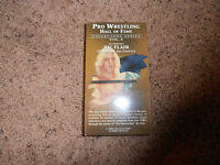 RIC FLAIR VOL. 2 NEW vhs PRO WRESTLING HALL OF FAME video DIAMONDS ARE FOREVER