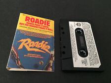 ROADIE SOUNDTRACK AUSTRALIAN CASSETTE TAPE ALICE COOPER BLONDIE CHEAP TRICK