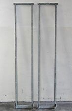 2x Zweiholm-Einstieghilfe / Geländer für Schachtleiter HAILO *6895*