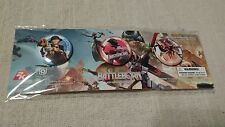 Battleborn Buttons 3 Pack Arcade Nerd Block Exclusive NEW