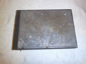 Vintage printing plate unknown basketball team photo