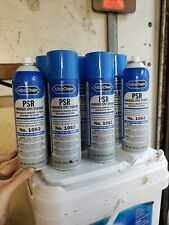 Psr Powdered Dry Cleaning Fluid Brush Off Spot Remover Seven 12.5 oz cans