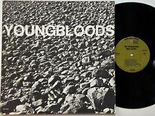 The Youngbloods - Rock Festival LP 1970 1st US Press Warner Racoon #1 Vinyl EX+