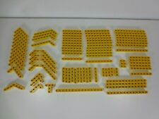 Lego Technic Mindstorm Lot Liftarms Lift Arms Beams Yellow