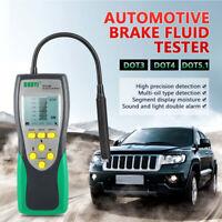 KFZ Bremsflüssigkeitstester Wasser Erkennung für Fahrzeug DOT3 DOT4 DOT5.1