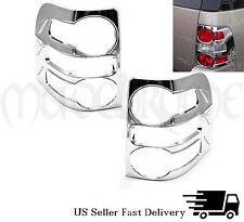 Chrome Tail Light Covers For 07-09 Ford Explorer