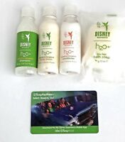 Disney Resorts H2O Toiletries And 2018 Used FastPass Entry Card Souvenirs