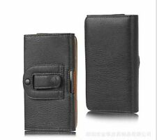 Tradesman Handyman Belt Clip Leather Case Pouch for iphone6 Galaxy s8 HTC m9