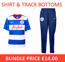Queens Park Rangers Football Shirt & Track Bottoms size:XL