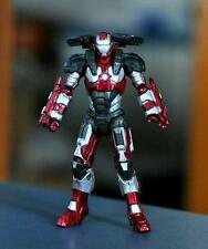 "The Avengers SUPER HERO Universe Iron Man 3.75"" Loose Auction Figure ZX107"