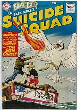 Brave and the Bold #26 VG Featuring Suicide Squad