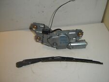 00- 07 FORD FOCUS ZTW  WAGON REAR WIPER MOTOR AND ARM AND SCREWS OEM