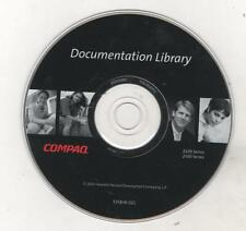 CD SOFT. - COMPAQ - DOCUMENTATION LIBRARY - 2100 2500 SERIES - 335838-021 - 2003