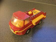 Fire Tender Truck Turbine Truck Series Qualitoys Corgi Q704 USED
