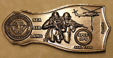 SEAL Team Operator / Sniper Special Operations Navy Challenge Coin / Spec Ops BN