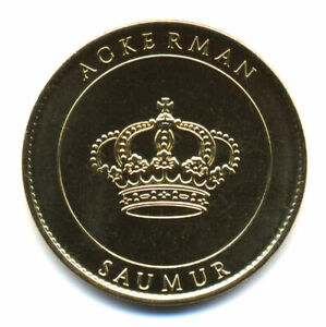 49 SAUMUR Maison Ackerman, Verso couronne, 2020, Arthus-Bertrand