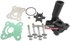 HONDA BF8 BF9.9 BF 8 9 HP OUTBOARD MOTOR WATER PUMP IMPELLER KIT 06193-ZW9-020