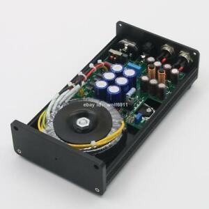 Finished 50VA HIFI Ultra-low Noise Linear Power Supply DC5V 9V 12V 15V 18V 24V