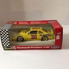 Revell Michael Waltrip 1991 Pennzoil Pontiac #30 1:24 Scale Diecast NASCAR