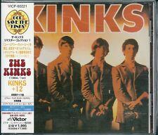 Kinks The Kinks +12 Japan CD w/obi VICP-60211