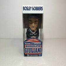 Rudolph Giuliani Limited Edition Bobblehead Mayor Of America Bosley Bobbers NYC