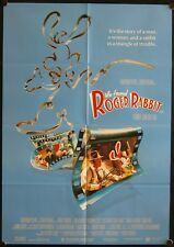 Who Framed Roger Rabbit (1988) Australian One Sheet