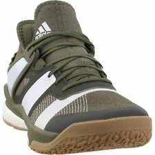 adidas Stabil X  Casual Other Sport  Shoes - Green - Mens