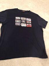 5663fa214 Ben Sherman Mens XL T Shirt NWOT Cassette Graphic