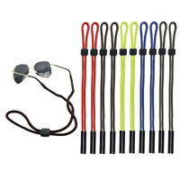 5PCS Eyeglass Cord Neck Strap Sport Sunglass String Read Glasses Lanyard Holders