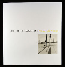 Lee Friedlander New Mexico New & Signed Photography Book
