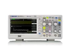 SDS1102CML+ 100Mhz  Siglent digital Oszilloskope SPO 1GSa/s 2 Mpts Speichertiefe
