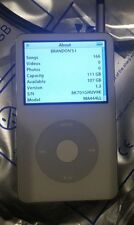 120GB Flash Memory Upgrade for 5th or Enhanced 5th Generation iPod Video