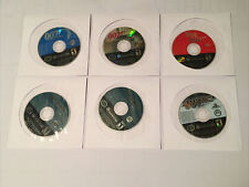 007 Lot - Everything or Nothing, From Russia with Love, Rogue Agent, Nightfire +