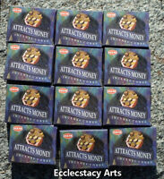 Hem Attracts Money Incense 10 20 30 60 100 -120 Cones You Choose Amount NEW
