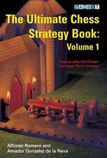 THE ULTIMATE CHESS STRATEGY BOOK. Volume 1. NEW