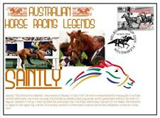 AUSTRALIAN HORSE RACING LEGENDS COVER, SAINTLY