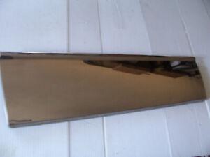 1981 1985 PARISIENNE LEFT REAR DOOR TRIM MOLDING TRIM MOLDING USED 1985