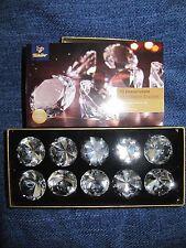 Décoration de Table 10 imitation de cristaux