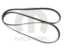 NEW OEM FACTORY MOPAR Dodge Chrysler Serpentine Belt 4891721AB SHIPS TODAY