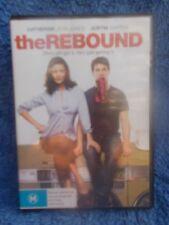 THE REBOUND CATHERINE ZETA JONES,JUSTINE BARTHA DVD M R4