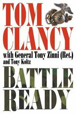 Battle Ready by  Tom Clancy & Gen. Tony Zinni (2004, Hardcover)