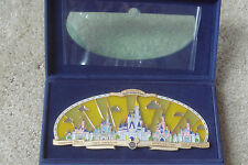 Pin 45936 Disney Happiest Celebration On Earth Disney Castles Super Jumbo Pin