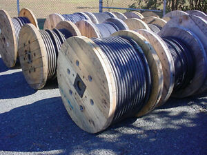 CUT TO LENGTH >> 3 & 4 Core SWA ARMOURED CABLE 10mm - 16mm - 25mm Sold per Meter