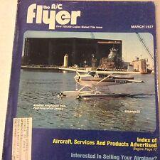 The A/C Flyer Magazine Paul Fournet Air Service March 1977 071617nonrh