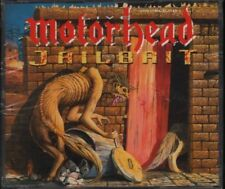 Motorhead(2CD Album)Live Jailbait-Receiver-RRDCD 005-UK-1992-New