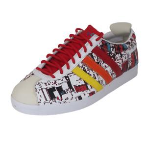 Adidas Gazelle Originals Boys Shoes SZ 5.5 Sneakers Sports White 562384 Vintage