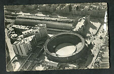 Posted 1953: Aerial View of Bull Ring & North Station, Valencia