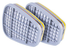 Pack of 2 Filters For 3M Respirator 6000/7000 Series, 6057 Abe1 Filters