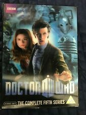 Doctor Who Complete Series 5 DVD – 6 Disc Set (Region 2/4) with Lenticular Cover