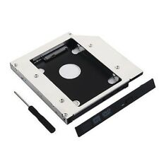 New HOT Universal 12.7mm PATA IDE to 2nd SATA HDD Hard Drive Disk Caddy Module